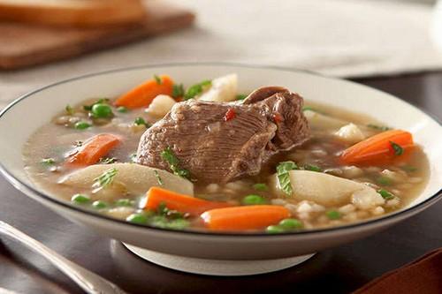 راز پخت آش گوشت خوشمزه