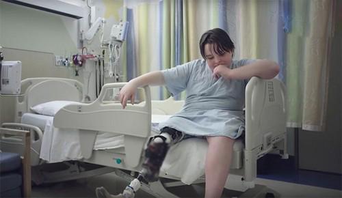 عکس های جنجالی از لباس های زیبا برای کودکان بیمار