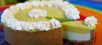 چگونه چیز کیک لیمویی درست کنیم؟