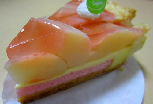 شیرینی هایی به شكل هلو  (طرز تهیه)