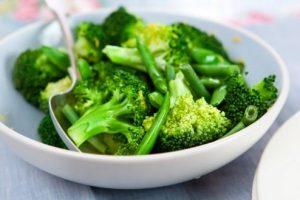 با خوردن سبزیجات سبز رنگ سالم بمانید!!