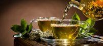 چای سبز برای زیبایی پوست مفید است!!