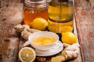 خواص چای زنجبیلی برای لاغری