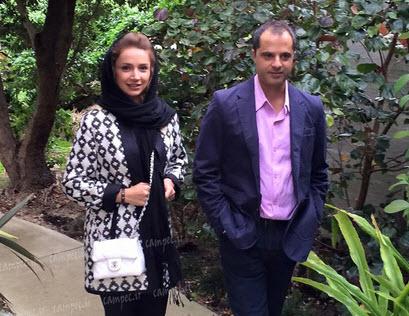 ماجرای ازدواج شبنم قلی خانی و همسرش (عکس)