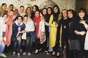 حضور بازیگران معروف در کنسرت شهره سلطانی (عکس)