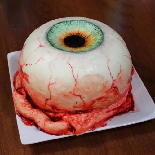 عکس هایی از وحشتناک ترین کیک های دنیا