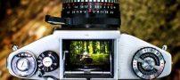 این عکس های خلاقانه با دوربین های قدیمی گرفته شده