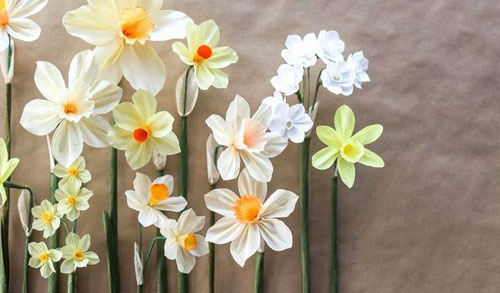 عکس هایی از گل های ساخته شده با کاغذ  عکس هایی از گل های ساخته شده با کاغذ 146965217010377 irannaz com