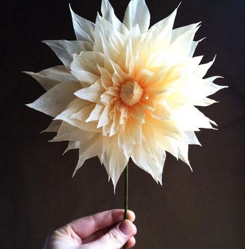 عکس هایی از گل های ساخته شده با کاغذ  عکس هایی از گل های ساخته شده با کاغذ 146965217254448 irannaz com