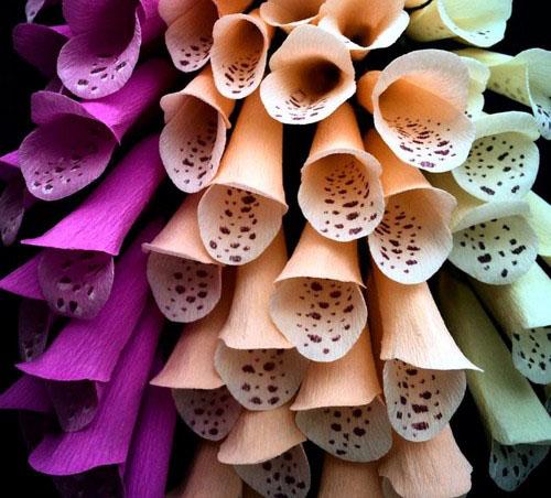 عکس هایی از گل های ساخته شده با کاغذ  عکس هایی از گل های ساخته شده با کاغذ 14696521854131 irannaz com