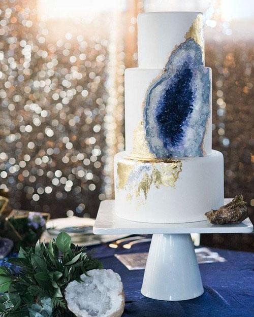 عکس های باورنکردنی از مدل کیک های سنگی