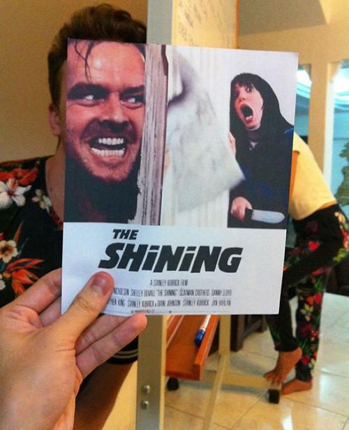 عکس های خنده دار شوخی با پوستر فیلم ها