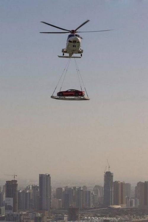عکس هایی از زندگی لوکس بچه مایه دارهای دبی