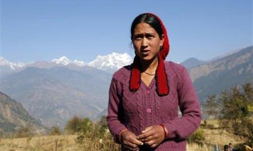 روستایی جالب مخصوص زنان بیوه +عکس