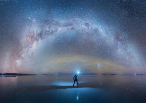 عکس هایی از منطقه ای رویایی بروی زمین