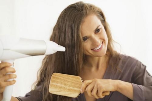 اینگونه موهای خود را اتو و سشوار بکشید!!