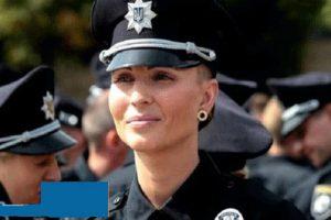 زیباترین پلیس زن اوکراین و سرنوشت جنجالی آن (عکس)