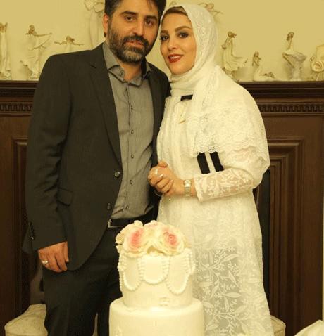 عکس هایی از مراسم عقد ژیلا صادقی مجری معروف
