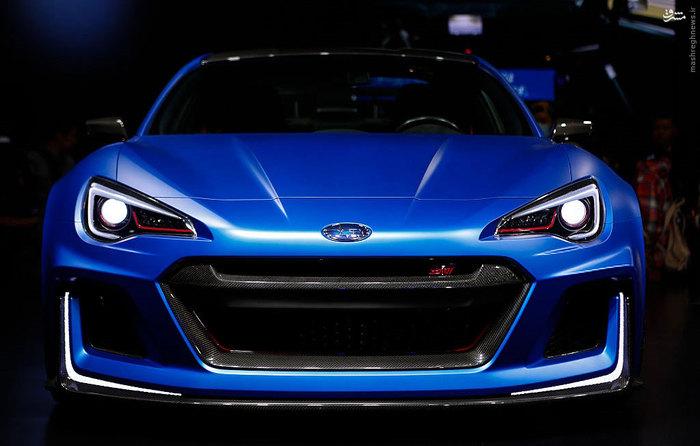 عکسهای جالب از نمایشگاه خودروهای مدرن در توکیو ژاپن