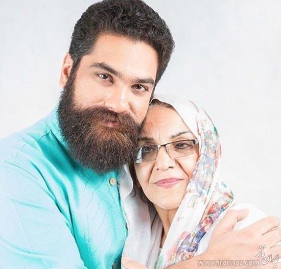 عکس های جدید بازیگران ایرانی به همراه خانواده
