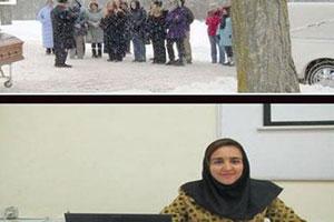 این دختر ایرانی باعث ایجاد قبرستان مسلمانان شد!!