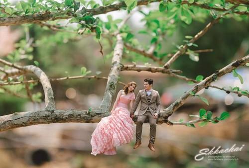 ایده های جالب برای گرفتن عکس عروسی (عکس)  ایده های جالب برای گرفتن عکس عروسی (عکس) 147187124236016 irannaz com