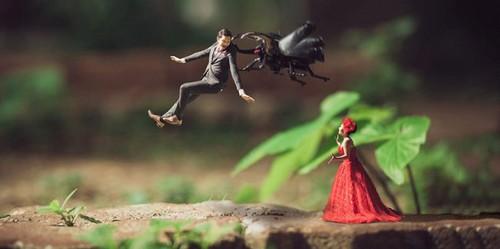 ایده های جالب برای گرفتن عکس عروسی (عکس)  ایده های جالب برای گرفتن عکس عروسی (عکس) 147187125085229 irannaz com