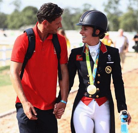 این خواستگاری عاشقانه در المپیک 2016 همه را شوکه کرد (عکس)