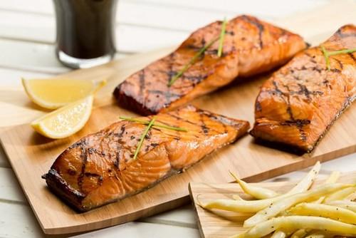 راهی برای مزه دار کردن ماهی