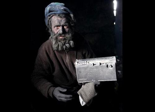 با کثیف ترین مرد اروپا آشنا شوید (عکس)