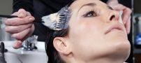 چگونه موهای خود را به راحتی رنگ کنیم؟