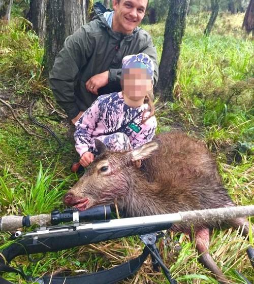 حرکت وحشیانه این دختر نیوزلندی همه را شوکه کرد (عکس)