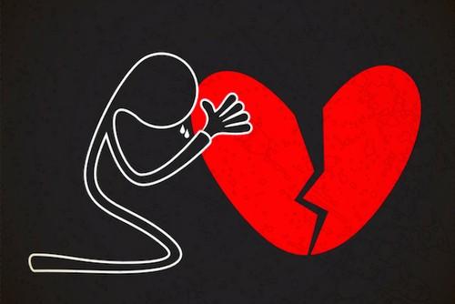 راهی برای درمان شکست عشقی