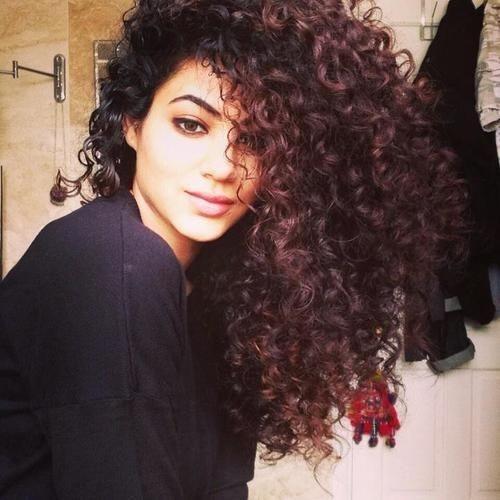 فر کردن مو با روشی طبیعی و عالی