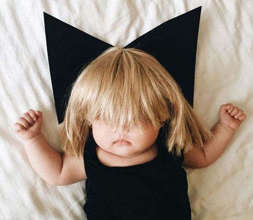 خلاقیت باورنکردنی در عکس گرفتن از نوزادان (عکس)