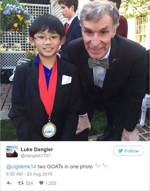 با کوچکترین استاد دانشگاه اوهایو آشنا شوید (عکس)