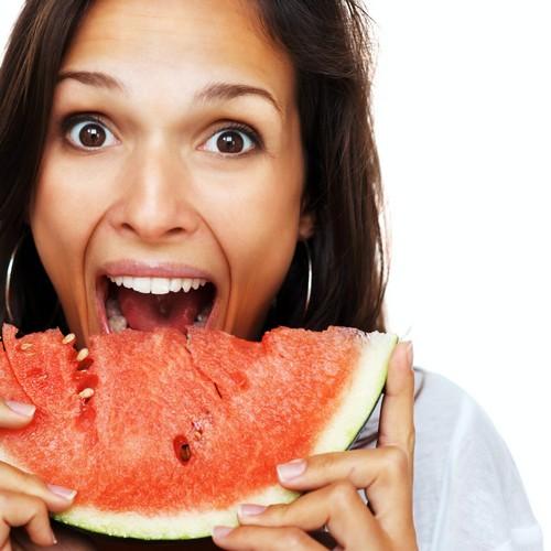 آیا مصرف هندوانه عامل چاقی در آن ها است؟