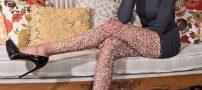 این زن با قد 195سانتیمتری بلندترین پاهای دنیا را دارد (عکس)