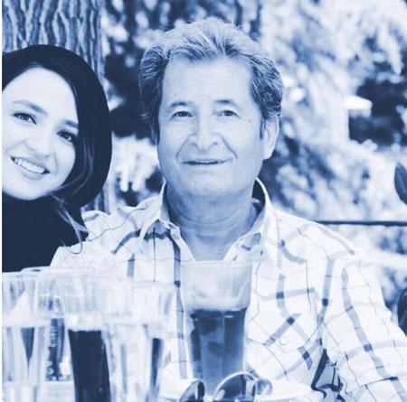 عکس های جدید بازیگران و هنرمندان در کنار خانواده