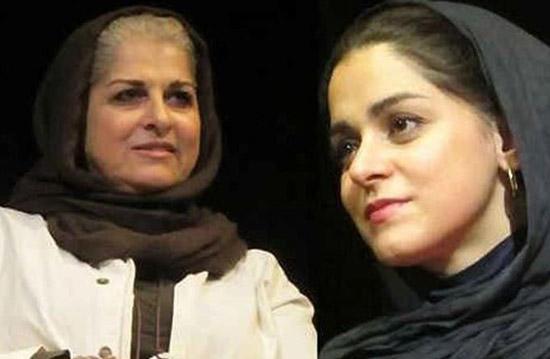عکس های دیدنی از مادر و دخترهای سینمای ایران  عکس های دیدنی از مادر و دخترهای سینمای ایران 1921506420 irannaz com