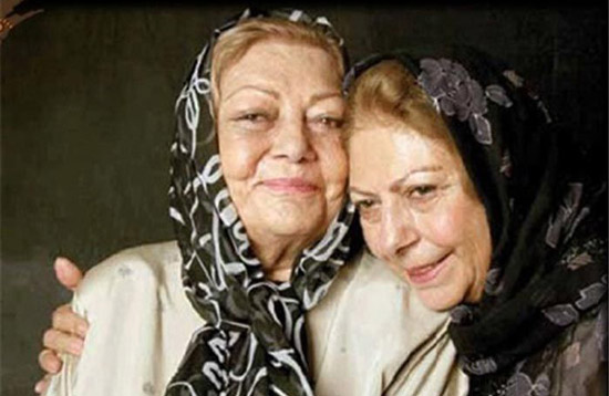 عکس های دیدنی از مادر و دخترهای سینمای ایران  عکس های دیدنی از مادر و دخترهای سینمای ایران 1974424043 irannaz com
