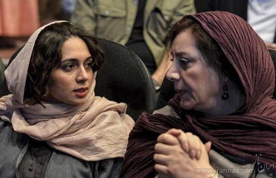 عکس های دیدنی از مادر و دخترهای سینمای ایران  عکس های دیدنی از مادر و دخترهای سینمای ایران 2015363056 irannaz com