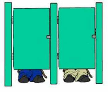 اگه تو دستشویی گیر کردی چیکار میکنی (طنز)