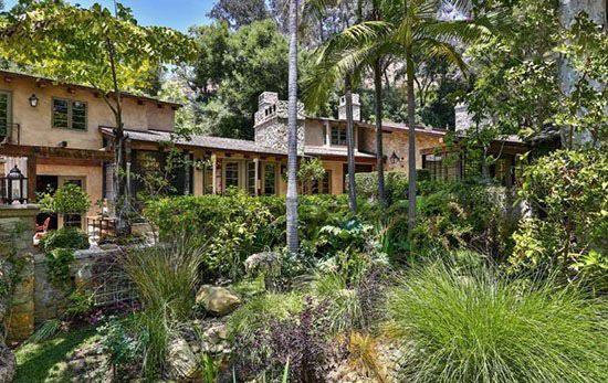 عکسهای دیدنی از خانه جنیفر لوپز در لس آنجلس