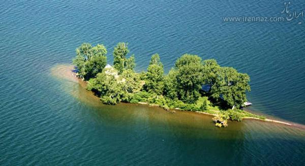 جزیره هایی که شما هم میتوانید مالک آن باشید (عکس)