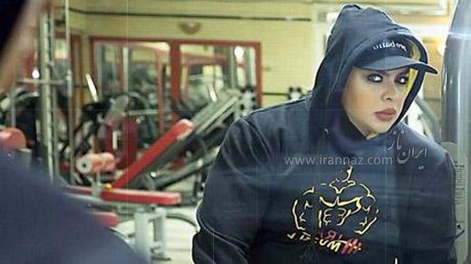 این خانم قهرمان بدنسازی زنان ایران است! (عکس)