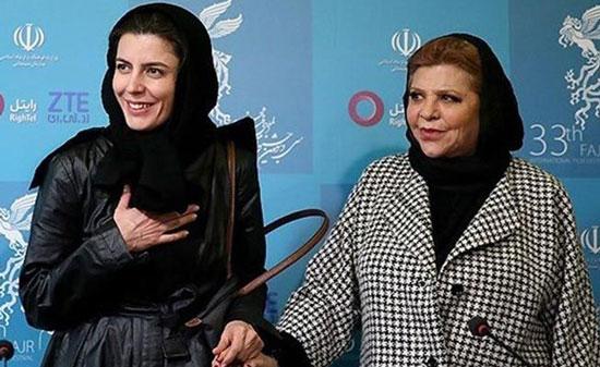عکس های دیدنی از مادر و دخترهای سینمای ایران