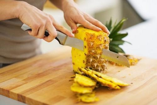 آناناس باعث کاهش وزن می شود!!