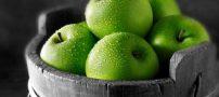 با خوردن سیب سبز سالم بمانید!!