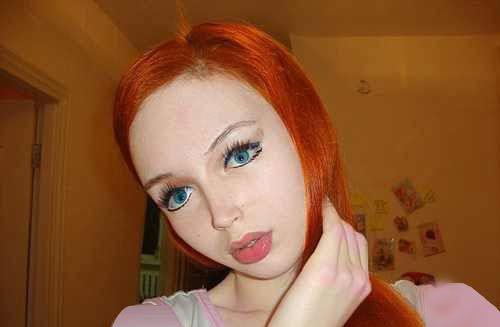 این دختر زیبا مدعی است هیچ عمل زیبایی نداشته (عکس)